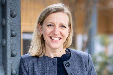 Anne-Sophie Lotgering: Chief Enterprise Market Officer