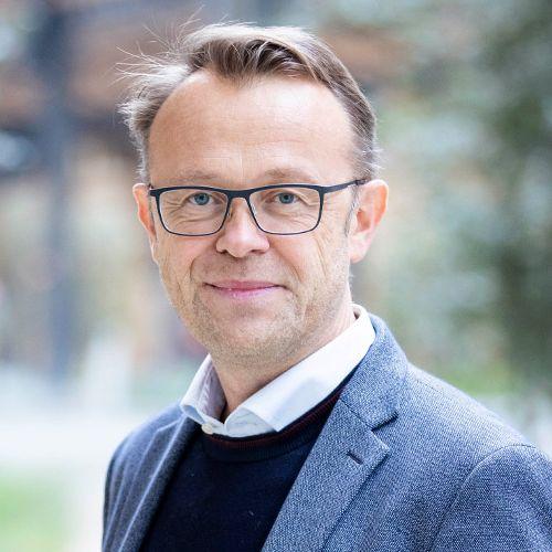 Geert Standaert: Chief Technology Officer