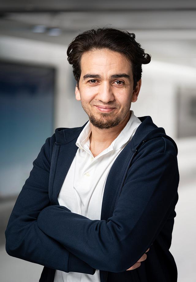 Ibrahim Ouassari: Director <em>(1)</em>