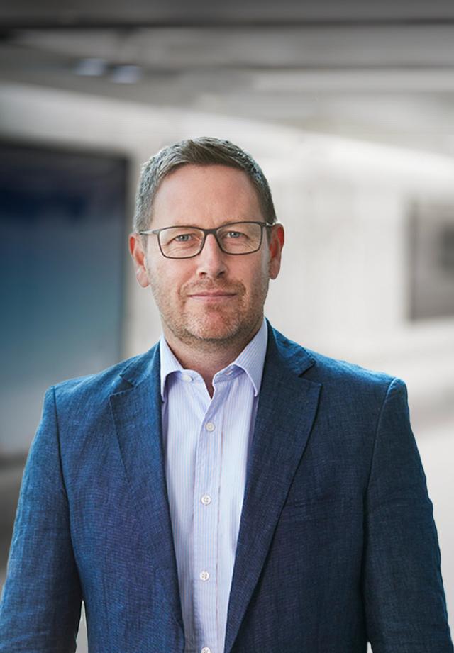 Mark Reid: Chief Financial Officer