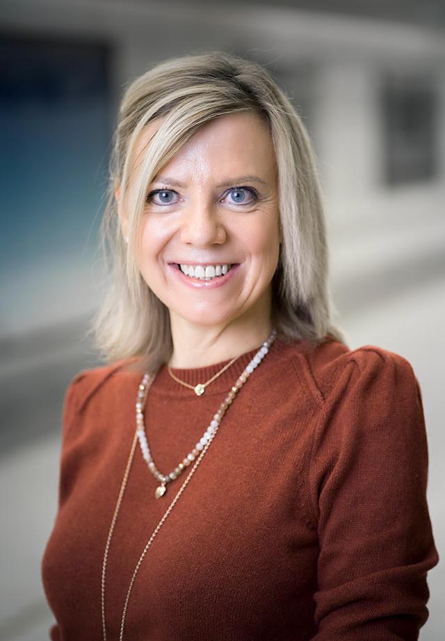 Katleen Vandeweyer: CFO ad interim