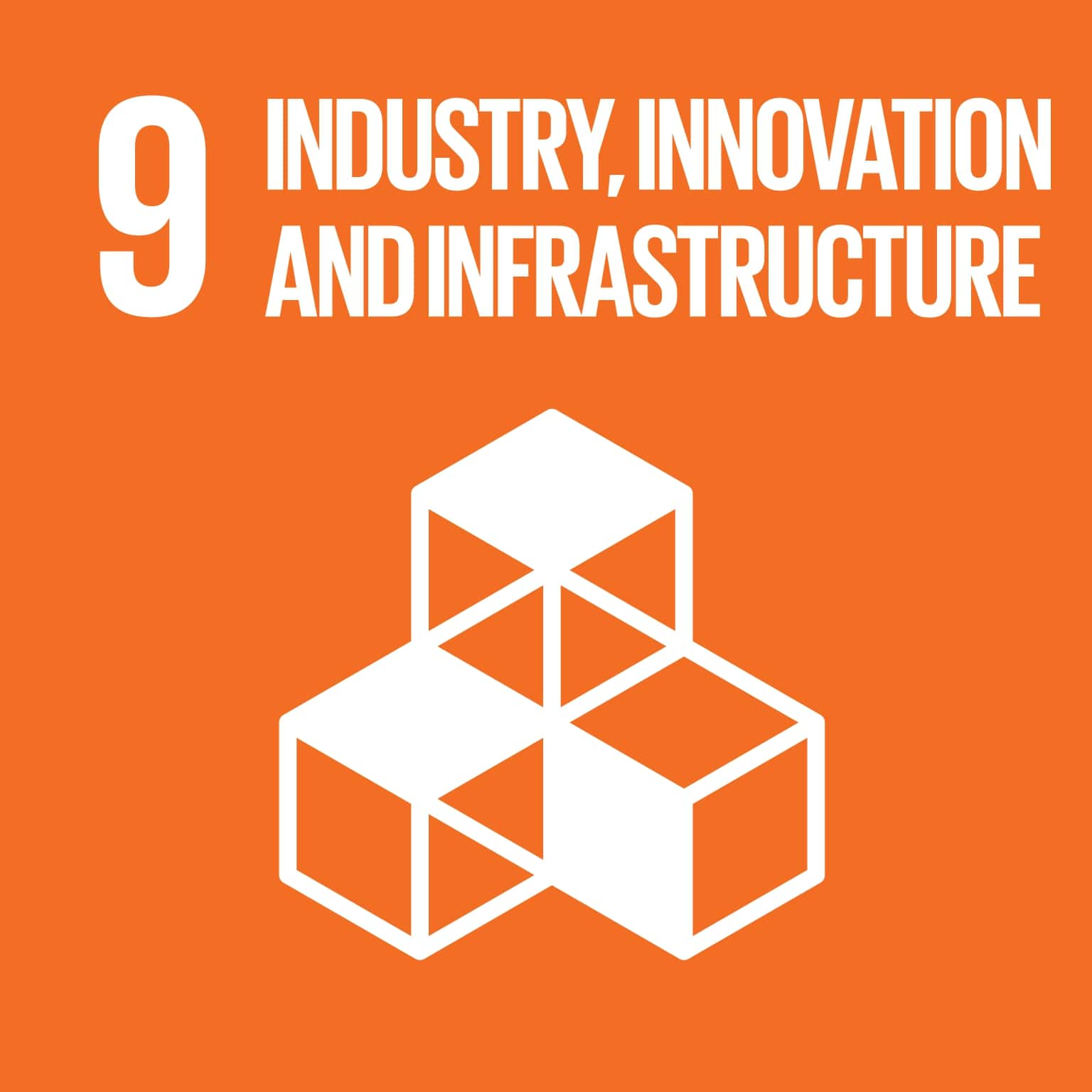 SUSTAINABLE DEVELOPMENT GOAL 9: Build resilient infrastructure, promote inclusive and sustainable industrialization and foster innovation