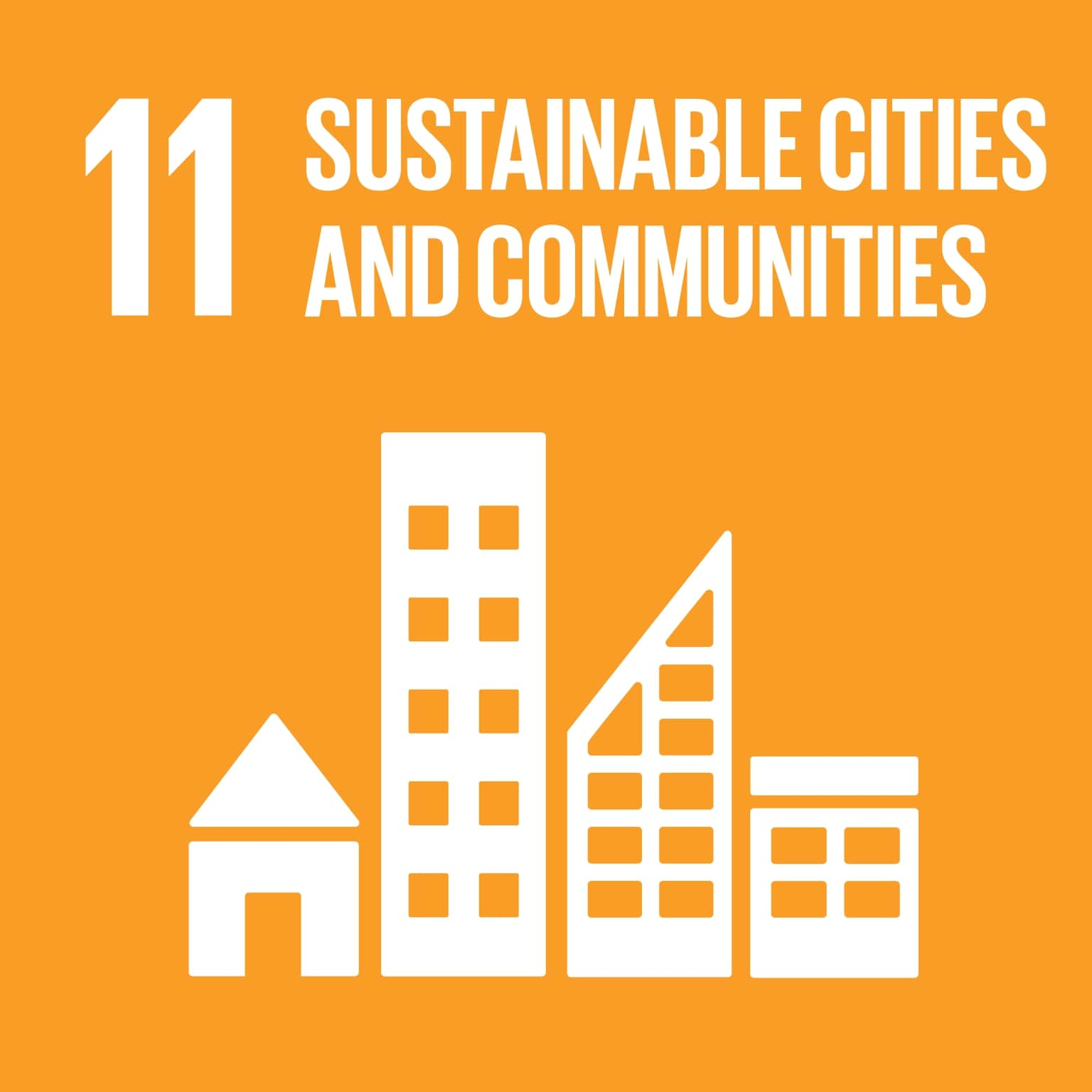 SUSTAINABLE DEVELOPMENT GOAL 11: Make cities and human settlements inclusive, safe, resilient and sustainable