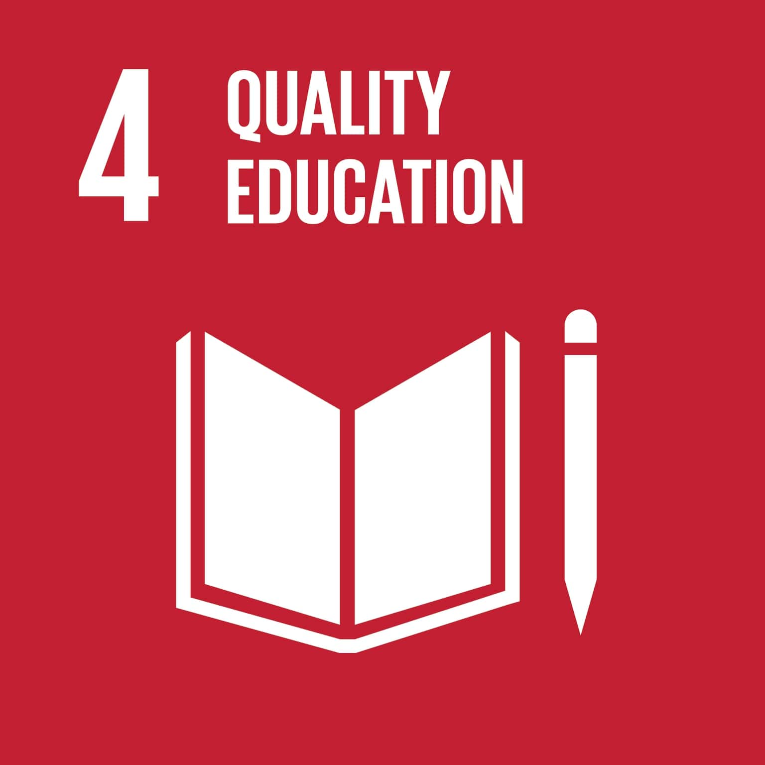 SUSTAINABLE DEVELOPMENT GOAL 4: Ensure inclusive and equitable quality education and promote lifelong learning opportunities for all