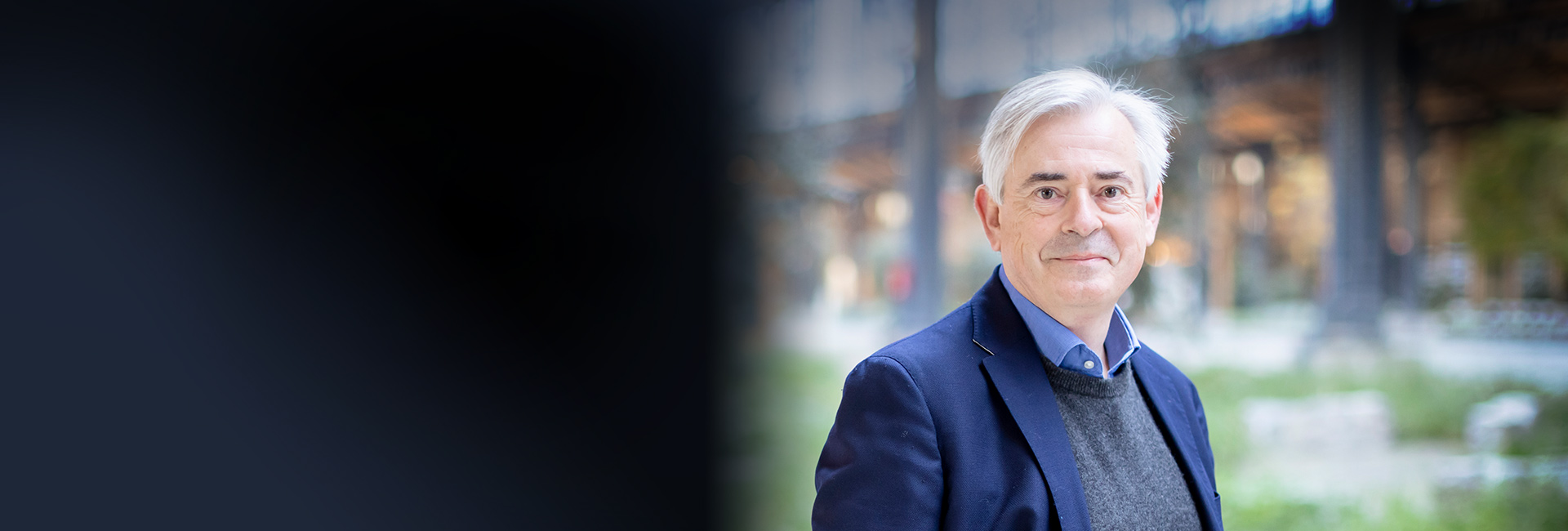 Dirk  Lybaert: Chief Corporate Affairs Officer