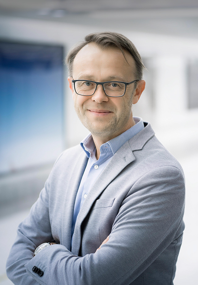 Geert Standaert: Chief Technology Officer