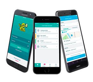 Be-Mobile 4411 app