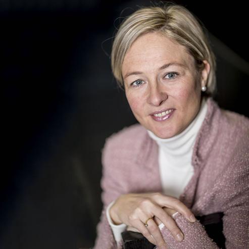 photo of Catherine Bals, Head of Reputation & Sustainability
