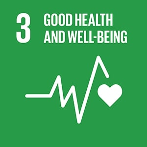 SUSTAINABLE DEVELOPMENT GOAL 3: Ensure healthy lives and promote well-being for all at all ages