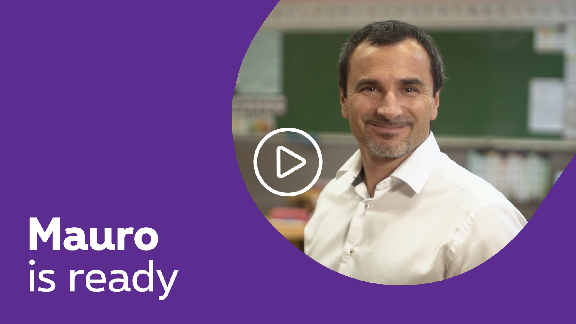 Mauro is ready for Internet Safe and Fun with Child Focus - click to see the video on YouTube