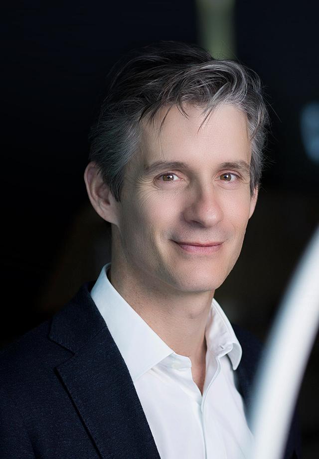 Photo du CEO, Guillaume Boutin