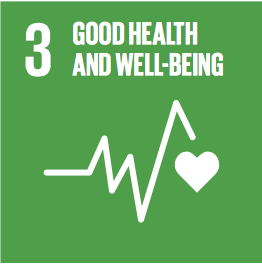 Sustainable Development Goals Badge 3: Good health and Well-being