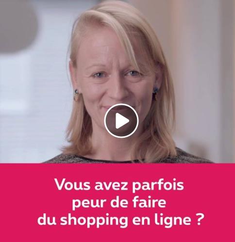 vous avez parfois peur de faire du shopping en ligne ?
