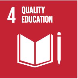 Sustainable Development Goals Badge 4: Quality Education