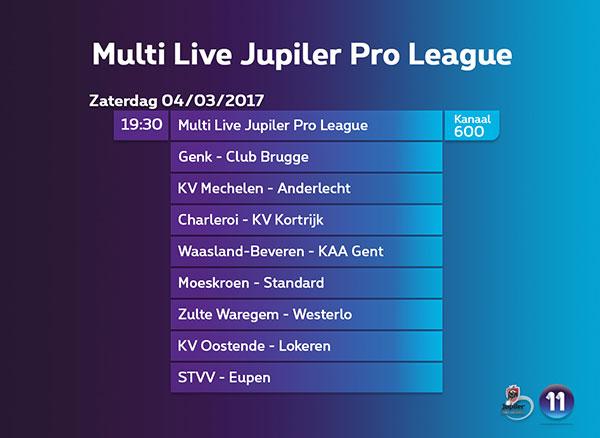 Multi Live Jupiler Pro League
