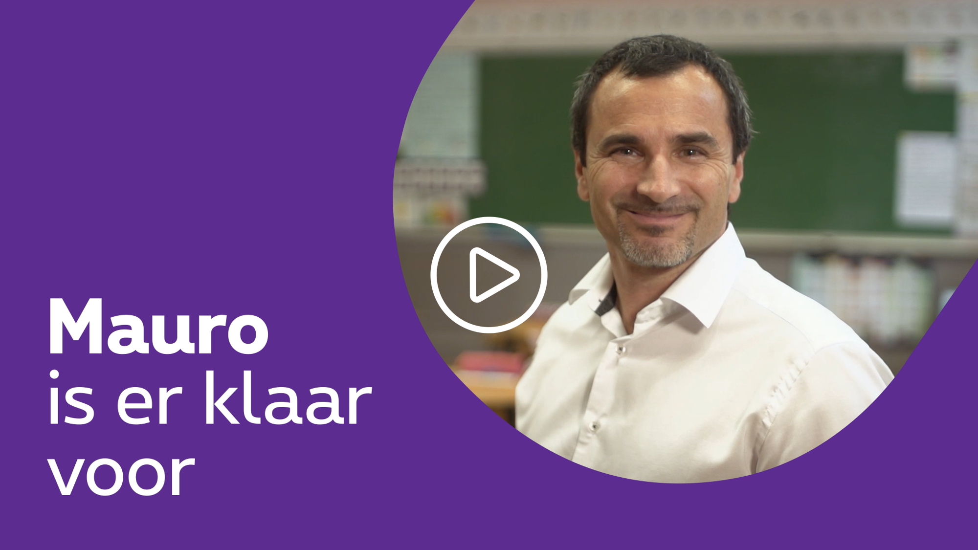 Mauro is klaar voor Internet Safe and Fun met Child Focus - click to see the video on YouTube