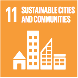 Sustainable Development Goals Badge 11: sustainable cities and communities